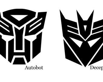 Transformers Ornament
