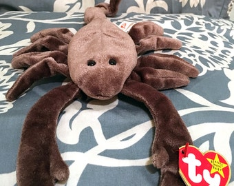 September 29th. Stinger the Scorpion, Ty Beanie Baby