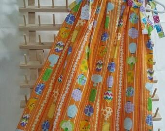 paper lanterns pillowcase dress - 5/6