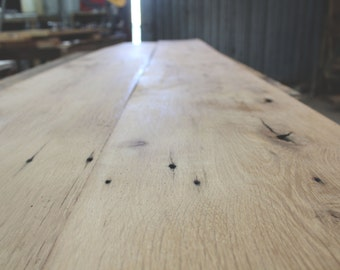Reclaimed Oak Barnwood Siding