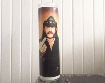 Lemmy Prayer Candle