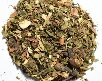 Peppermint Chai Organic Herbal Infusion