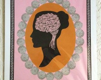 Yarn on the Brain