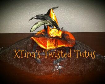Halloween Witch Hat Headband
