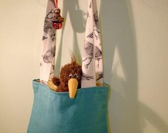 Birds & Bees bag