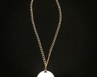 3d printed pendant necklace