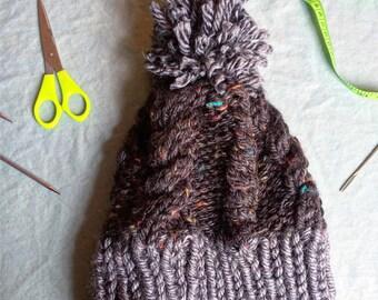 Bradbury Cable Knit Beanie