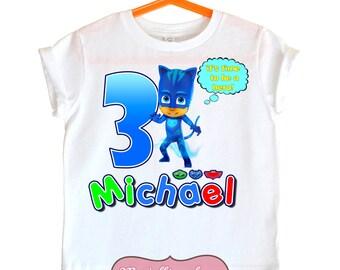 Catboy shirt from PJ Masks