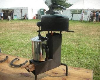 DK Rocket Stove, Camping, Emergency Stove, Eco Stove,
