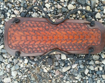 Archery Leather Arm Guard
