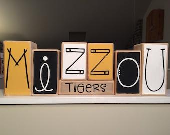 Mizzou Decorative Blocks