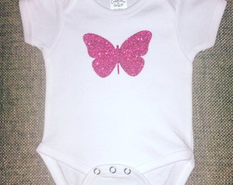 Customized 0 to 3 months baby girl onesie