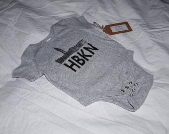Hoboken onesie