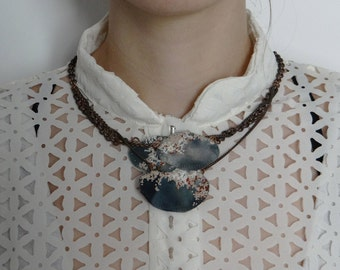 "Collier ""Ghosts in the Sea"" #01002"