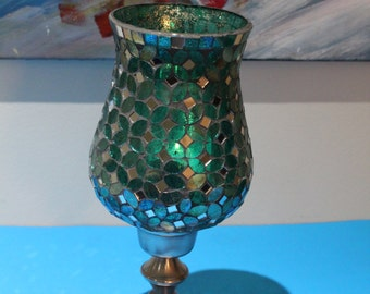 Beautiful candle stand 30 cm