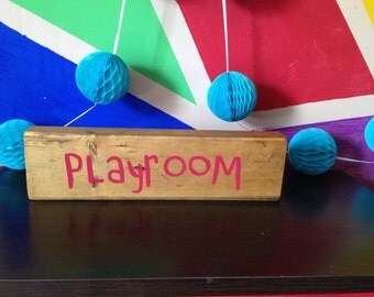 SALE Playroom