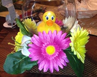 Rubber Ducky Centerpieces
