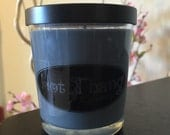 Wildheart - Moonmilk Scent Soy Candle