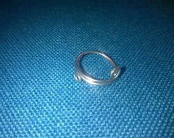 steel wire ring