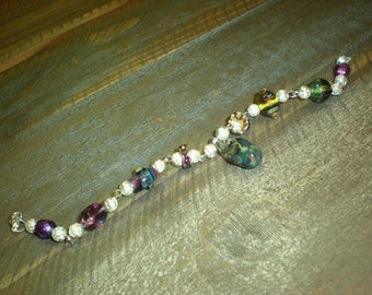 Katie's handmade jewelry - Beaded bracelet