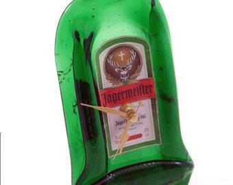 Jagermeifter Bottle Clock