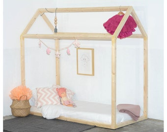 Children in the form of cottage bed