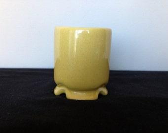 Vintage Frankoma 1B Sugar Bowl