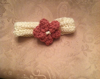 These are the cutest little headbands for anyone really but for babies for sure!  We can do any color!