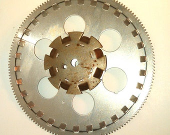 Gear Wheel, Vintage projector parts,Brownie movie projector parts,Aluminum wheel