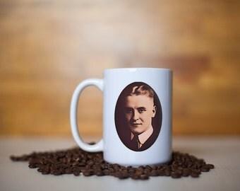 F Scott Fitzgerald Mug
