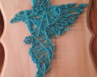 String Art- Bird