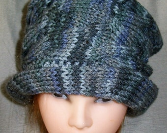 Knit Irish Hat - Handknit