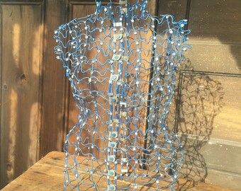 Wire Posable Dress Form