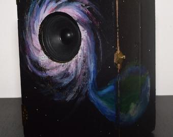 Black hole Speaker