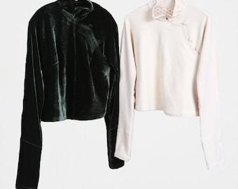 Chinese Style Qipao (Jacket)