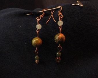 Earth Child Earrings