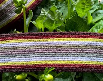 Wool belt
