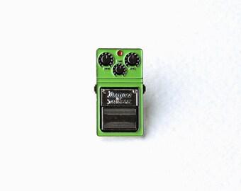 Tube Screamer Guitar Pedal - Soft Enamel Pin