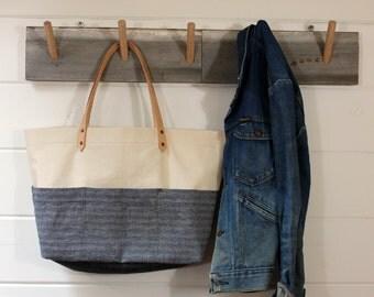 Canvas/Herringbone Work Wear bag