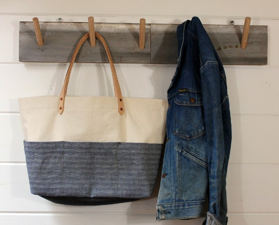 Canvas/Herringbone Work Wear bag
