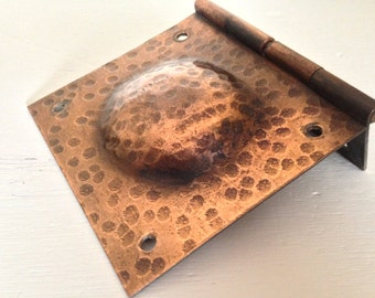 Copper Panel Pieces With Hinges