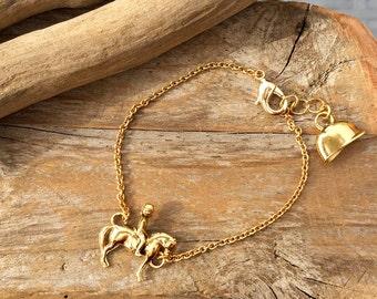 Bracelet chain Marie