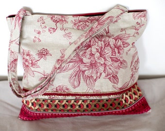 BAG JOUY RED
