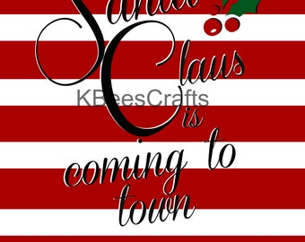 Santa Claus Christmas Printable
