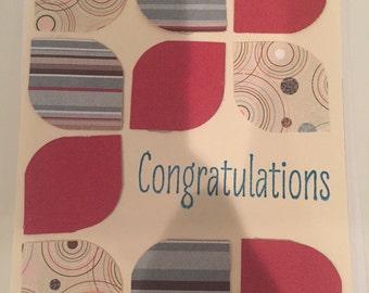 Congrats card 3