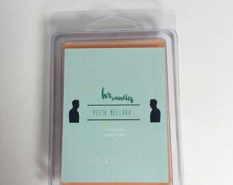 Peeta Mellark soy wax tarts - 3 oz