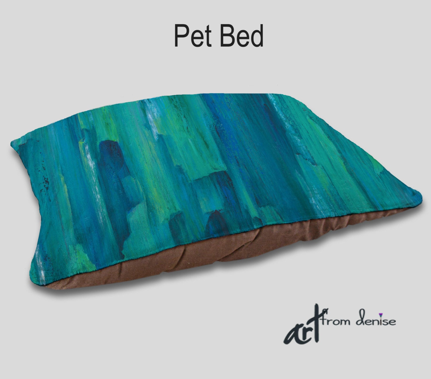 Turquoise Dog Bed 28 Images Designer Dog Bed Decorative Pet Bed Aqua Teal Turquoise Best