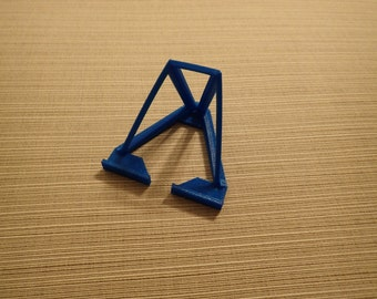 3D printed origami phone stand