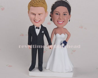 Wedding Cake Topper Custom cake topper Wedding topper Cake toppers