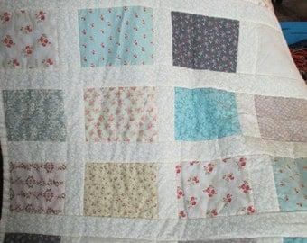 antique baby quilt